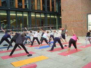 Gesundheitstag_Yoga